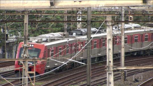 Governo de SP abre licitação de quase R$ 548 milhões para manutenção de trens da CPTM