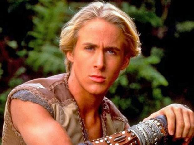 Ryan Gosling  em 'Young Hercules' (Foto: Divulgação)