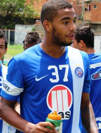 Gabriel Ramos, meia do Bahia (Foto: Divulgação/E.C. Bahia)