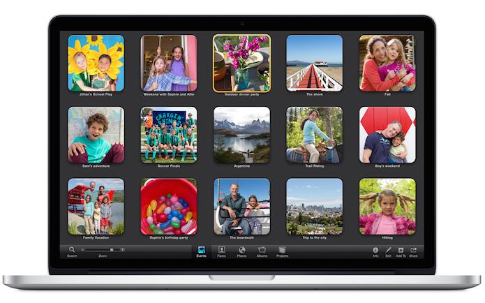 Como remover olhos vermelhos nas fotos com o iPhoto (Foto: Divulgação/Apple)