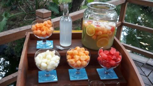 Drink Bolinhas de Frutas