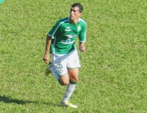 Atacante Igor, do Cuiabá Esporte Clube (Foto: Assessoria/Cuiabá Esporte Clube)