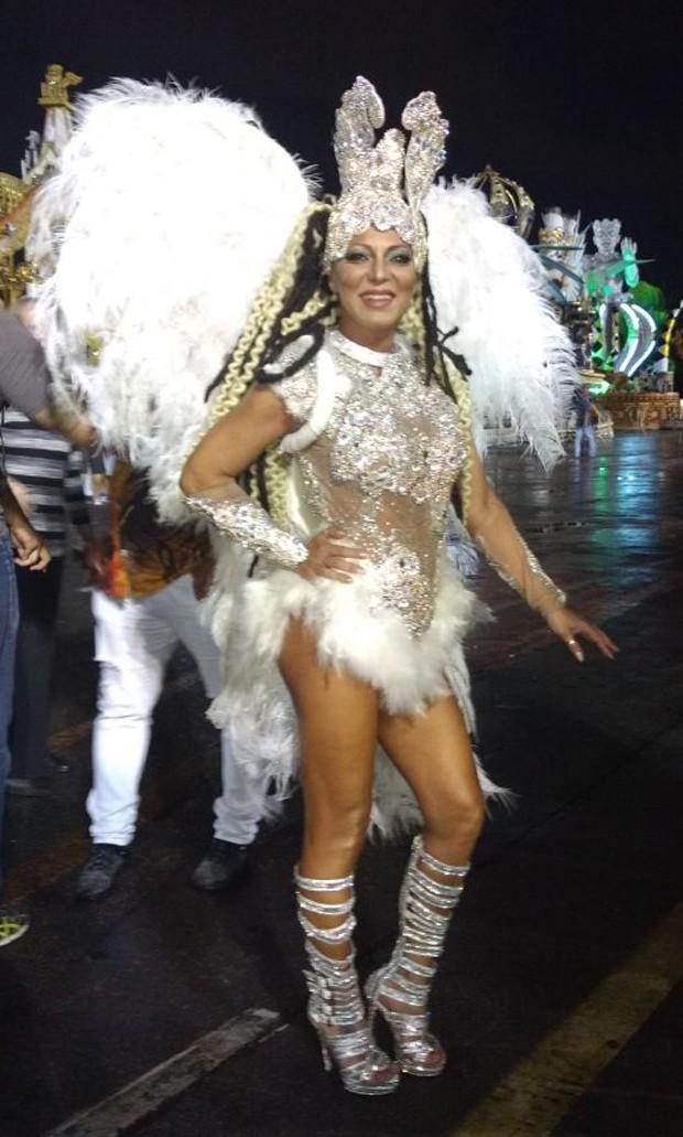 Drika Santos (Foto: Editora Globo)