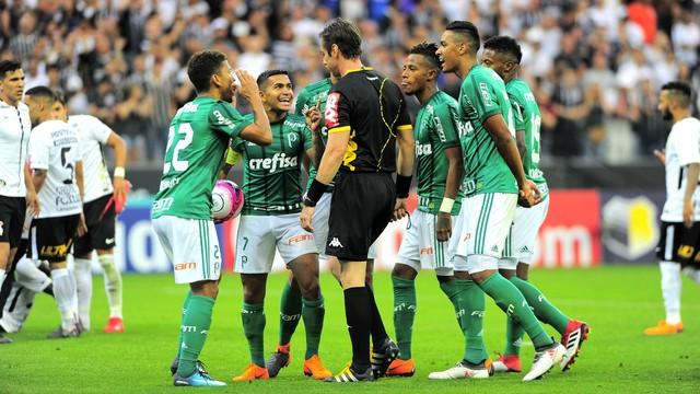 8799526b32 Corinthians x Palmeiras - Campeonato Paulista 2018-2018 ...
