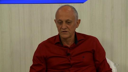 Prefeito Marcílio Cavalcanti fala das dificuldades enfrentadas em Cabrobó