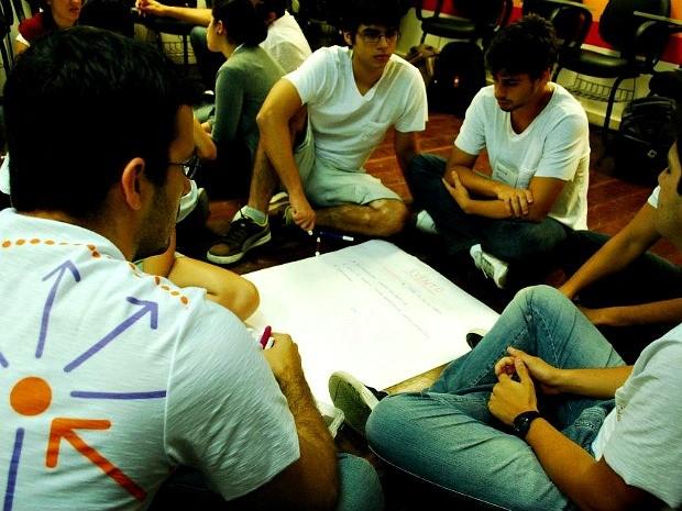 Evento propõe debate entre jovens universitários e empreendedores, no AM (Foto: Divulgação/Choice)