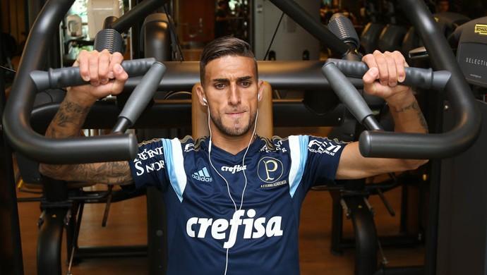 Rafael Marques Palmeiras (Foto: Cesar Greco/Ag. Palmeiras/Divulgação)