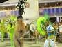 Unidos do Peruche sobre nudez de Ju Isen: 'Não faz jus à história da escola'