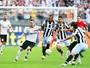 Futebol: TV Sergipe exibe Botafogo x Corinthians neste sábado, dia 1º