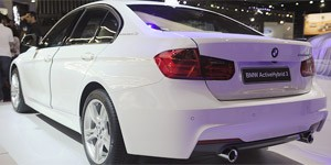 bmw activehybrid 3 (Foto: Raul Zito/G1)