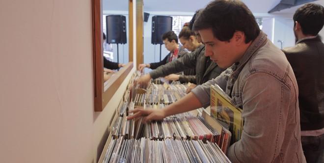 minha loja de discos - bogot (Foto: divulgao)