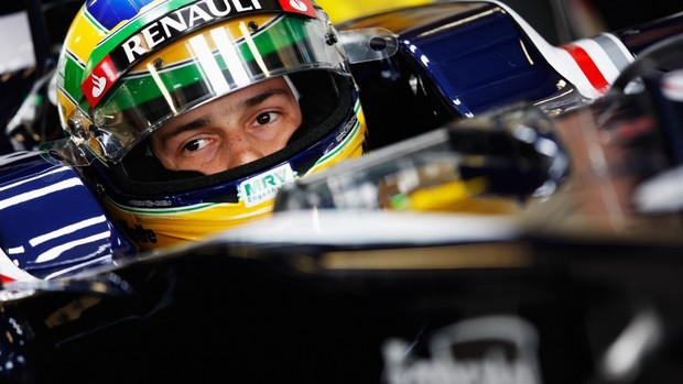 Bruno Senna, GP da Austrália (Foto: Getty Images)