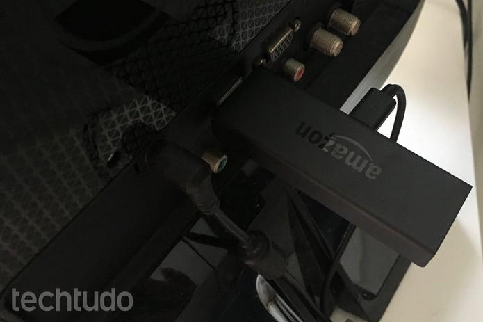 Fire TV Stick Basic Edition (Foto: Isadora Díaz/TechTudo)