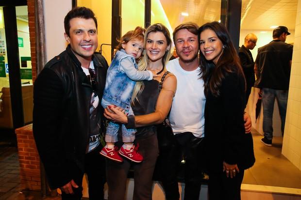Ceara com Mirella Santos e Valentina,Thiago Fortes e Mariana Rios (Foto: Manuela Scarpa/ Brazil News)