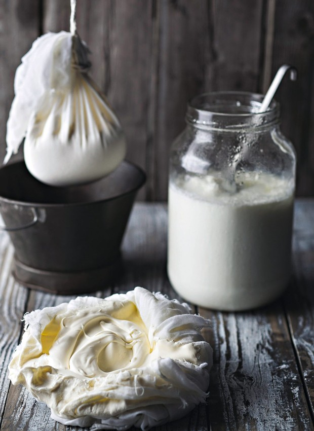 Ricota, iogurte e mascarpone (Foto: StockFood /Great Stock!)
