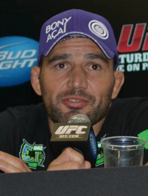 Glover Teixeira UFC MMA (Foto: Adriano Albuquerque/SporTV.com)