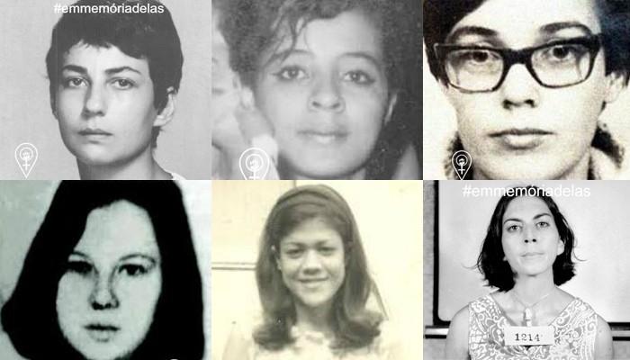 mulheres ditadura (Foto: Reprodução/Facebook)