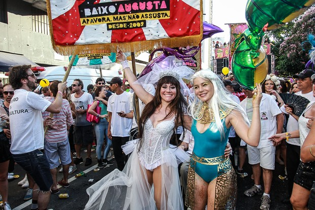 Alessandra Negrini e Leandra Leal (Foto: AgNews)