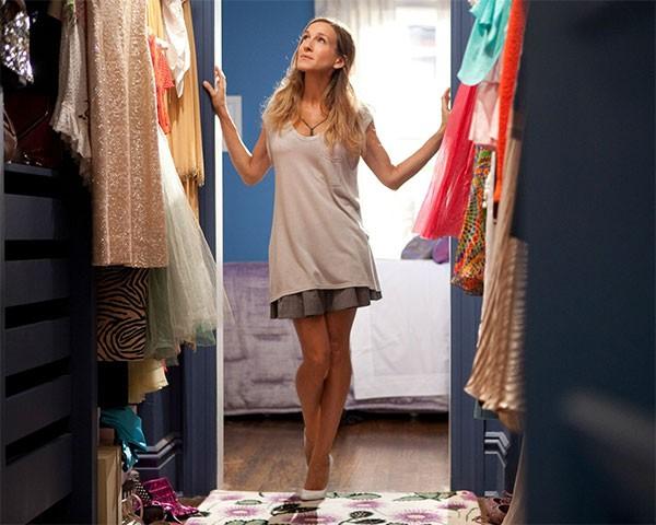 Guarda-roupa dos sonhos: ter um closet à la Sex and the City é questão de organização (Foto: divulgação)