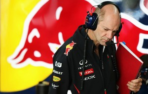 Adrian Newey, projetista da RBR (Foto: Getty Images)