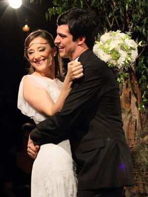 Casamento de Mateus Solano e Paula Braun  (Foto: Arquivo pessoal cedido para o TV Xuxa)