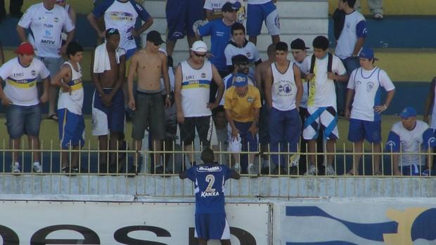São José-SP x Atlético Sorocaba 22/07/2012 (Foto: Arthur Costa/ Globoesporte.com)