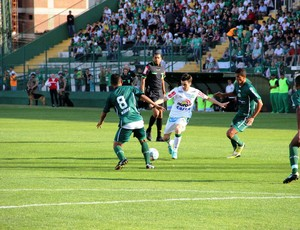 Danilinho Chapecoense x Icasa (Foto: Aguante Comunicação/Chapecoense)