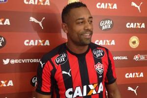 Robert atacante do Vitória (Foto: Divulgação / EC Vitória)