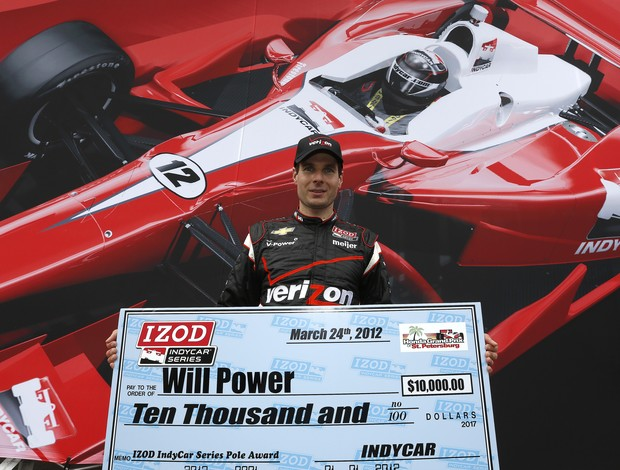 Indycar will power são petersburgo (Foto: AP)