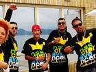 Neymar faz participação especial em clipe do grupo de rap Ao Cubo
