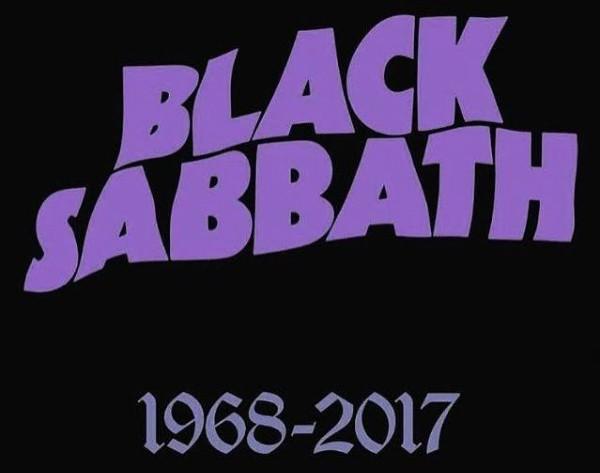 Black Sabbath (Foto: Reprodução Facebook)
