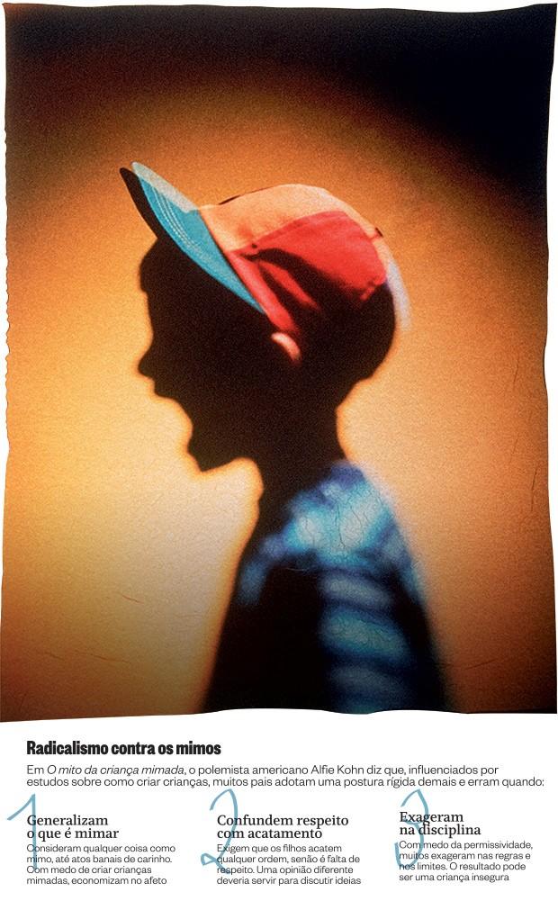 Radicalismo contra os mimos (Foto: Steve Ganem/Getty Images)
