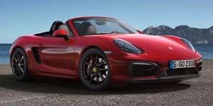 Porsche Boxster GTS (Foto: Divulgação)