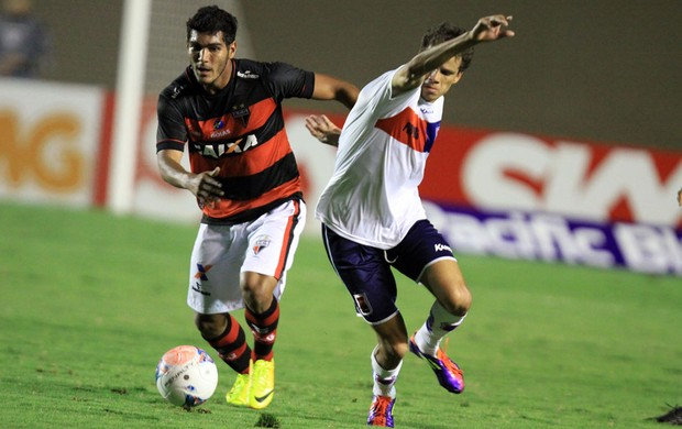 Rafael Gladiador atlético-go paraná série B (Foto: André Costa / Agência Estado)