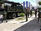Decreto prorroga permanência das Forças Armadas nas ruas de Natal