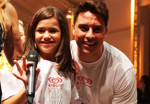 Maísa Silva e Marcelo Augusto (Foto: Thiago Duran/AgNews)