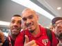 Maicon espera que sucesso no São Paulo o ajude a chegar à Seleção