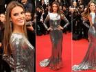 Alessandra Ambrósio e Irina Shayk usam looks sexy em première no Festival de Cannes