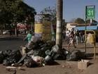Garis terminam greve e coleta de lixo recomeça nesta segunda, diz SLU