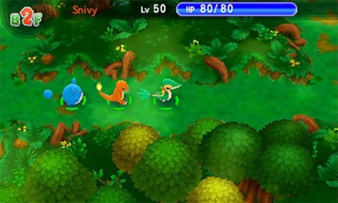 Visual bonito para um jogo para portátil (Foto: Divulgação / Nintendo)