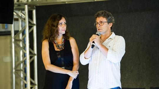 'Pega Pega': workshop reúne elenco e equipe da nova novela das 7