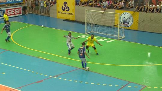 Finais da Copa Rede Amazônica de Futsal 2017 ocorrem neste sábado
