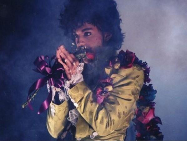 """Prince na turnê de """"Purple Rain"""" (Foto: reprodução/instagram)"""