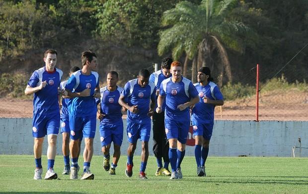 náutico treino (Foto: Aldo Carneiro / GloboEsporte.com)