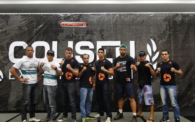 VII Coliseu Extreme Fight  (Foto: Divulgação)