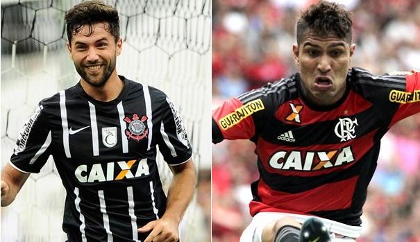 Corinthians recebe o Flamengo pela 32ª rodada do Brasilerão (Foto: Divulgação)