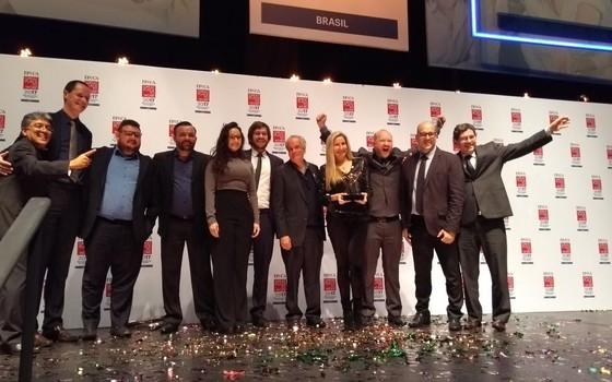 A SAP Labs foi a vencedora na categoria Média Multinacionais na lista das melhores empresas para trabalhar de 2017, divulgada por ÉPOCA e pelo Great Place to Work (Foto: ÉPOCA)