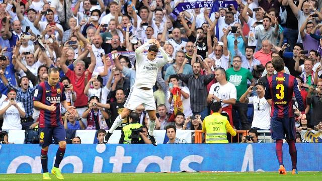 Resultado de imagem para Real Madrid x Barcelona