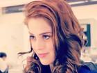 Sophia Abrahão mostra mudança no visual com cabelo ruivo