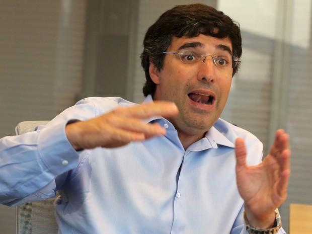 André Esteves, proprietário do Banco BTG Pactual, em foto de julho de 2014 (Foto: Nacho Doce/Reuters)